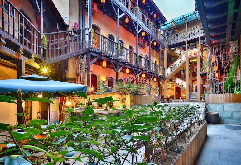 Qingdao Liyuan Inn 1903, Qingdao, Courtyard