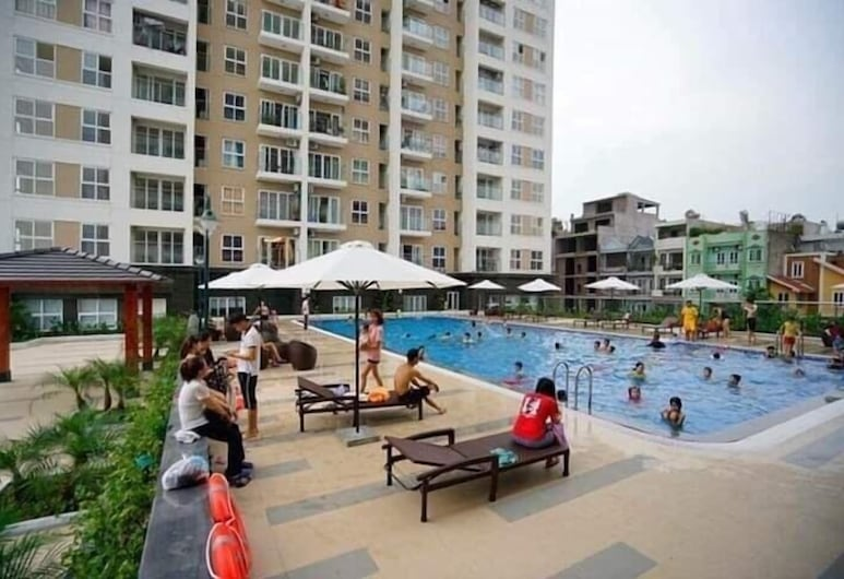 Zan- Newlife Halong Apartment, Ha Long, Utomhuspool