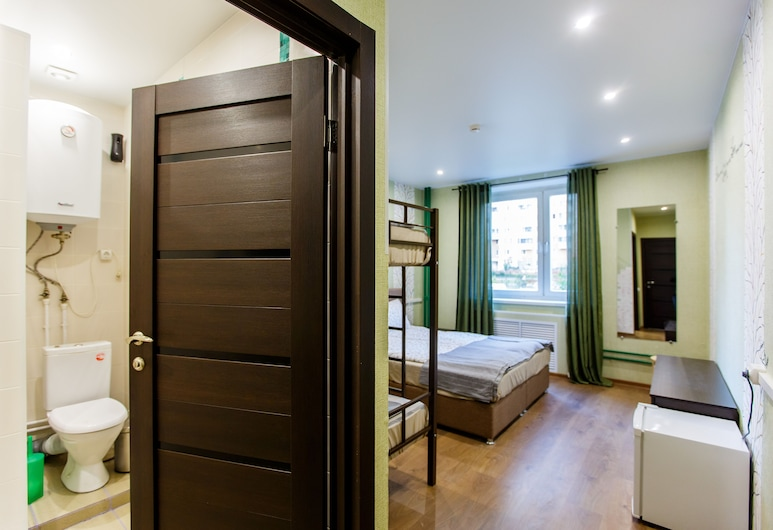 Nice hostel Crocus, Krasnogorsk, Family Room, Guest Room