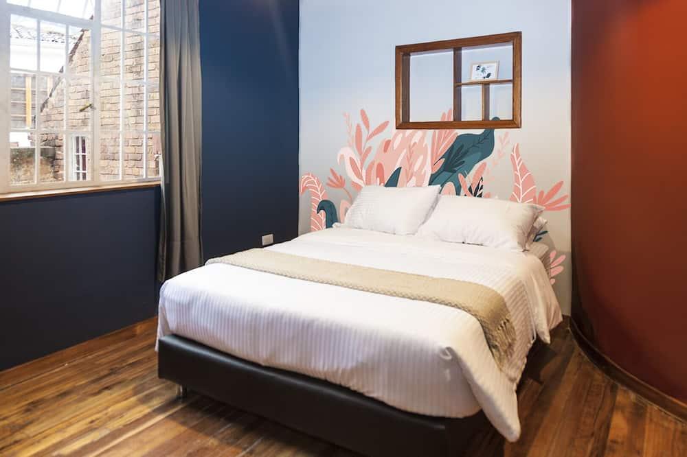 Standard Δίκλινο Δωμάτιο (Double), 1 Queen Κρεβάτι (II) - Δωμάτιο επισκεπτών