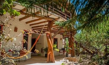 Bild vom Villa los Mangles Boutique Hotel auf der Isla Holbox