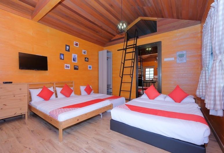 OYO 89370 TBox Premium Resort, Sungai Lembing