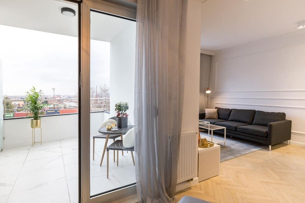 Executive-Studiosuite (2) - Balkon