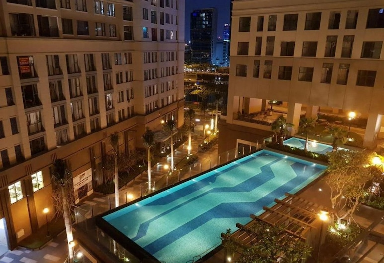 Ami Splendid Luxury Royal, Ho Chi Minh City, Outdoor Pool