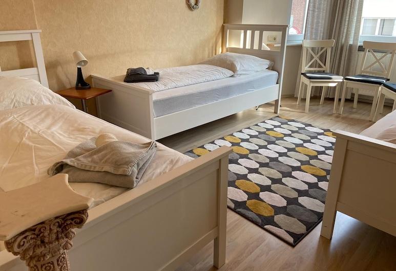 City Müllers Apartment, Bremerhaven, Lejlighed - 3 soveværelser, Værelse