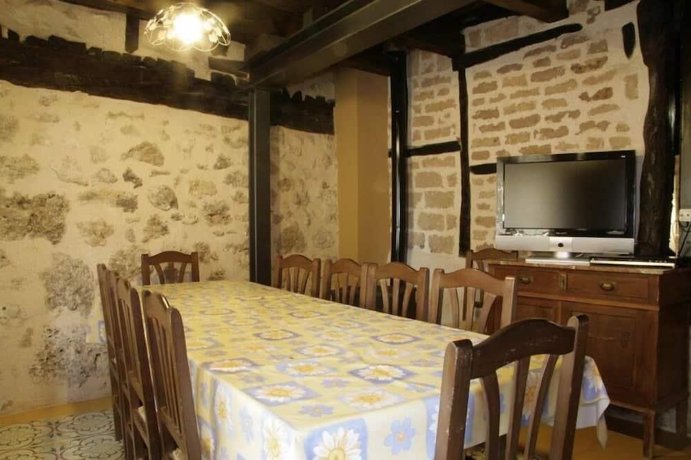 Будинок, 6 спалень (Platería I) - Обіди в номері
