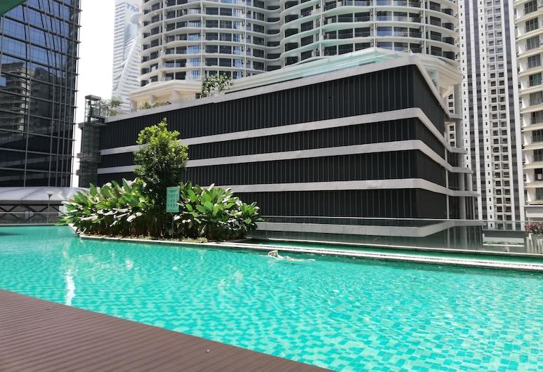 Juliana Vacation And Business Suites, Kuala Lumpur, Havuz