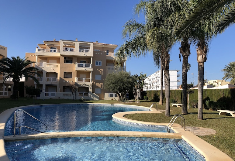 El Hort A5, Denia, Apartment, 2 Bedrooms, Pool View, Garden View