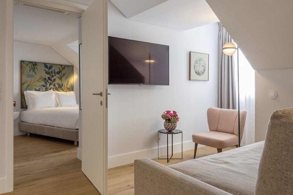 Apartmán typu Superior, 1 spálňa - Obývačka