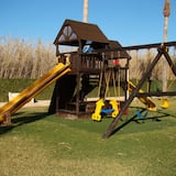 子供用の遊び場 - 屋外
