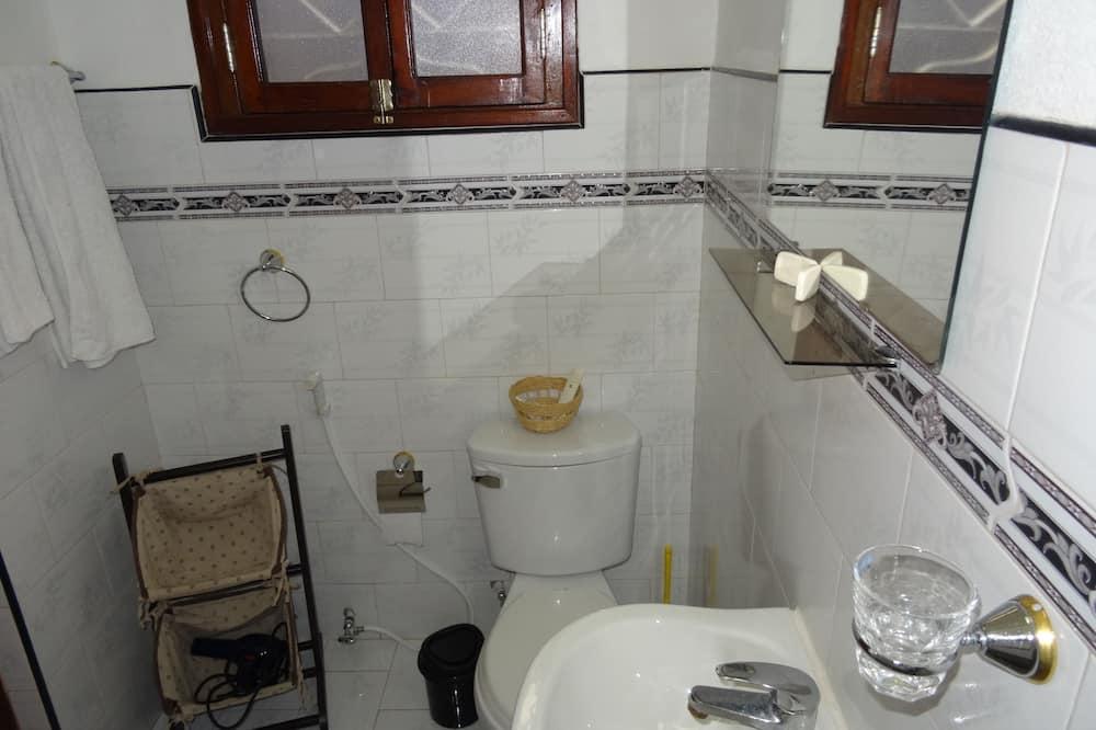 Apartament typu Comfort - Łazienka