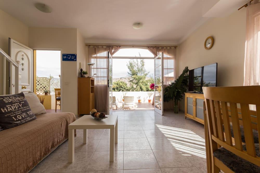 Panoramic-Haus, 3Schlafzimmer - Wohnbereich