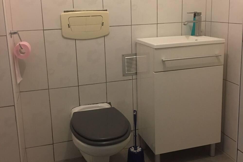 Standard Room, Terrace - Bathroom