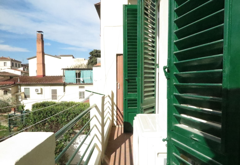 Wine Apartments Florence Merlot, Florence, Appartement, 3 chambres, Balcon