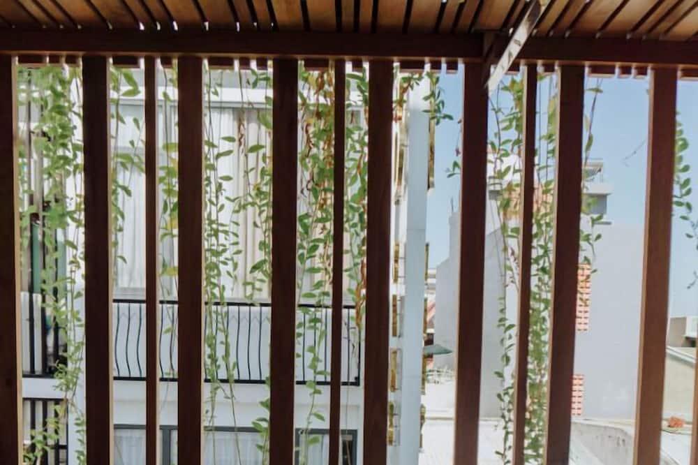 Deluxe studio - Balkon
