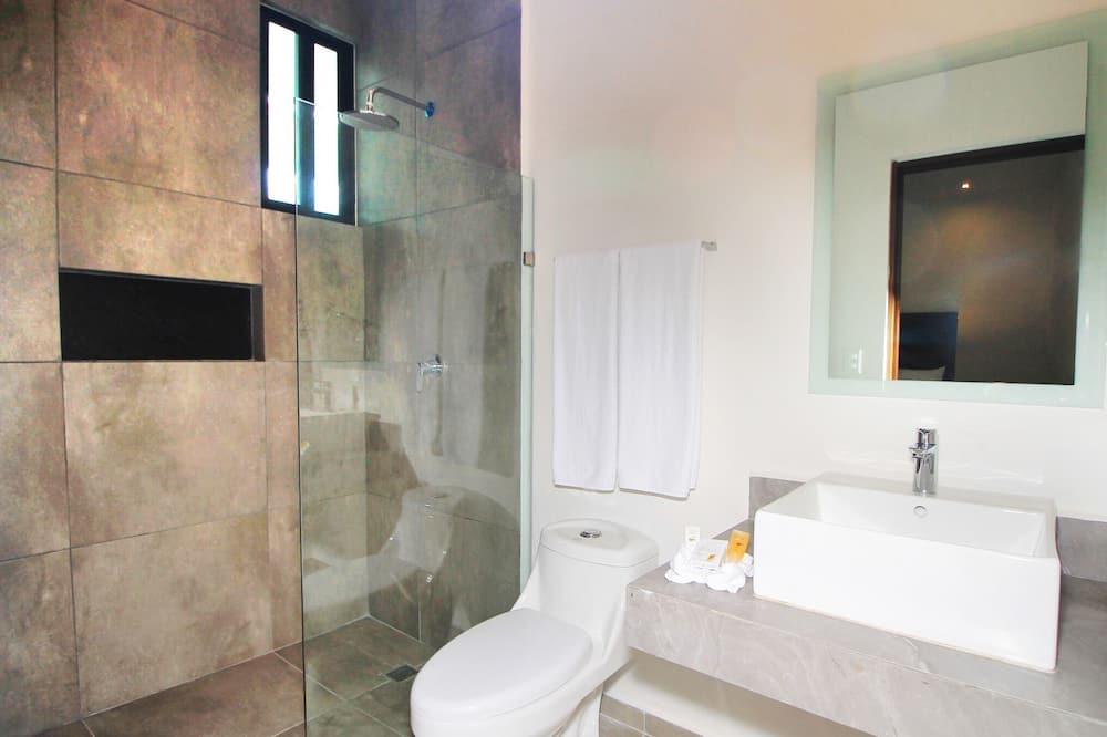 Double Suite - Ванная комната