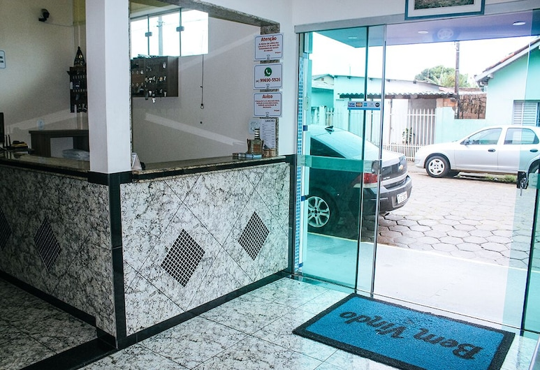 Pousada Cabana Avaré, Avare, Ρεσεψιόν