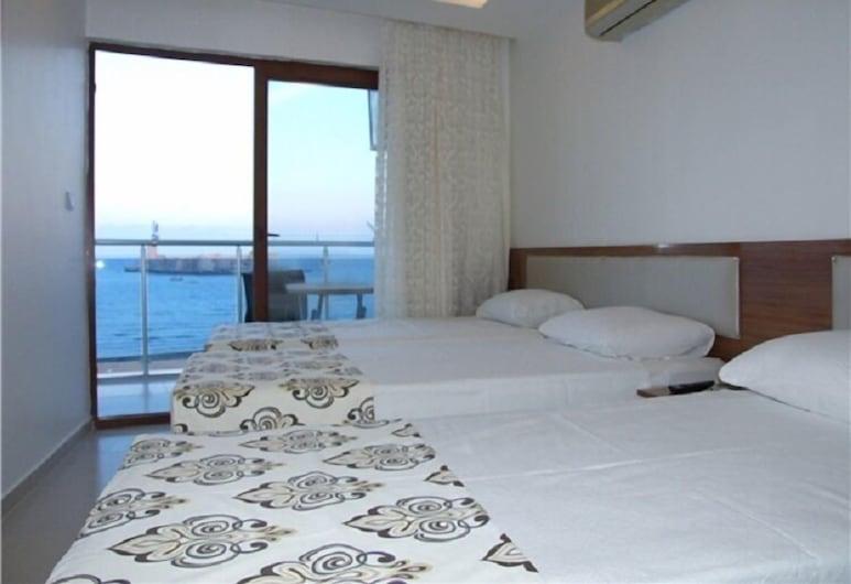 Nisan Hill Hotel, Erdemli, Standard Triple Room, Guest Room