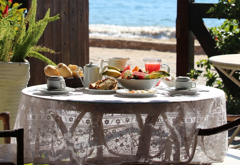 Pousada Solar Da Praia, Ilha Grande, Área de Pequenos-almoços