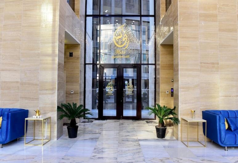 Rihanna Hotel, Salmiya, Lobby