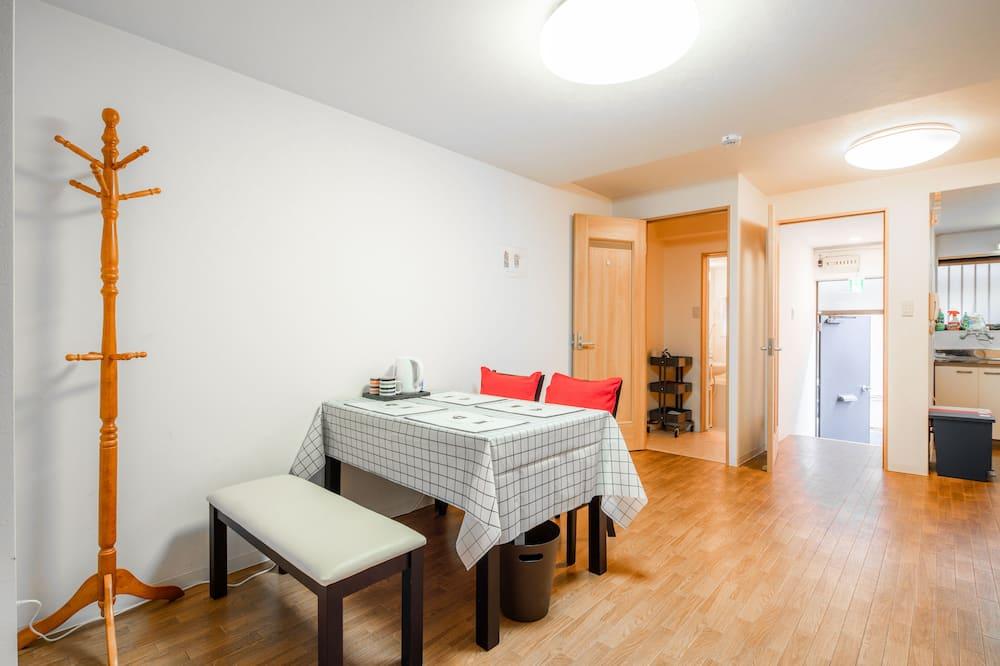 2 Bedroom Villa - In-Room Dining