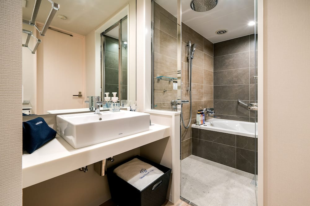 スーペリア ダブルルーム ダブルベッド 1 台 - バスルーム
