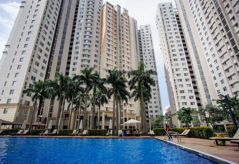 LEBLANC APARTMENT AT IMPERIA, Ho Chi Minh-Stad, Zwembad