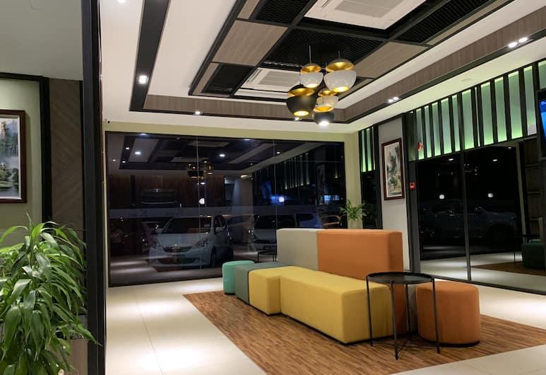 K ホテル, コタ キナバル, ロビー