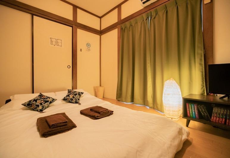 Smile Inn Tokyo - Horikiri shobuen, Tokio, Casa (Private Vacation Home), Habitación