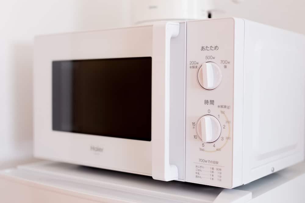Апартаменты (101) - Микроволновая печь
