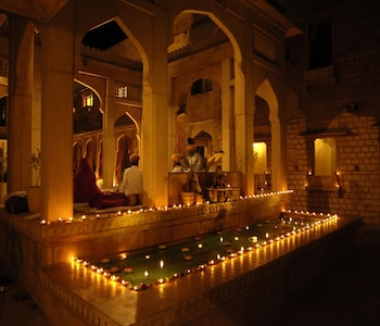 Jaisalmer bölgesindeki Hotel Narayan Niwas Palace resmi