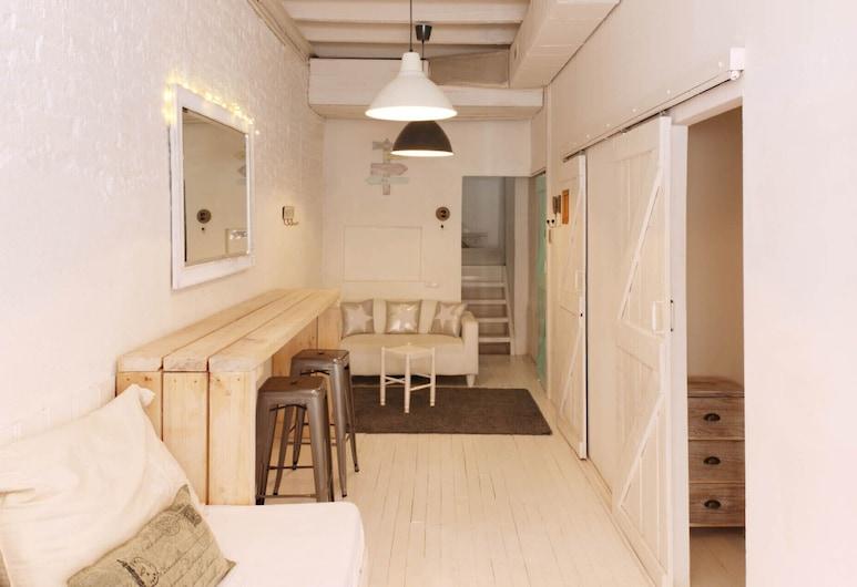 藍屋酒店, 巴塞隆拿, 公寓, 3 間臥室, 客廳