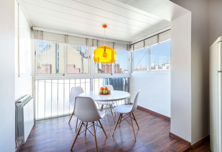 F02 Ultra Central 1 bedroom , Barcelona, Lägenhet - 1 sovrum, Vardagsrum