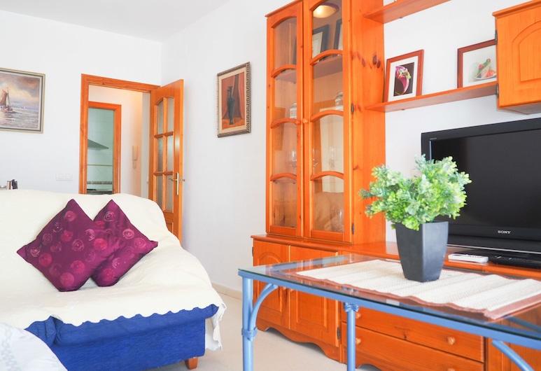ConilPlus Apartment - Carmen (Parking), Conil de la Frontera, Lejlighed - 2 soveværelser, Opholdsområde