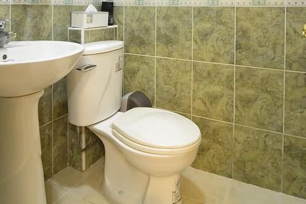 Habitación cuádruple (302) - Cuarto de baño