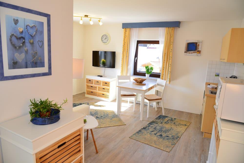 Comfort Apartment, 1 Bedroom (Mariandl) - Living Room