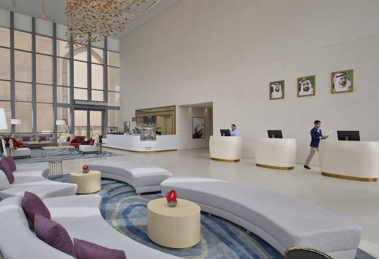 Avani Ibn Battuta Dubai Hotel, Dubai, Lobby