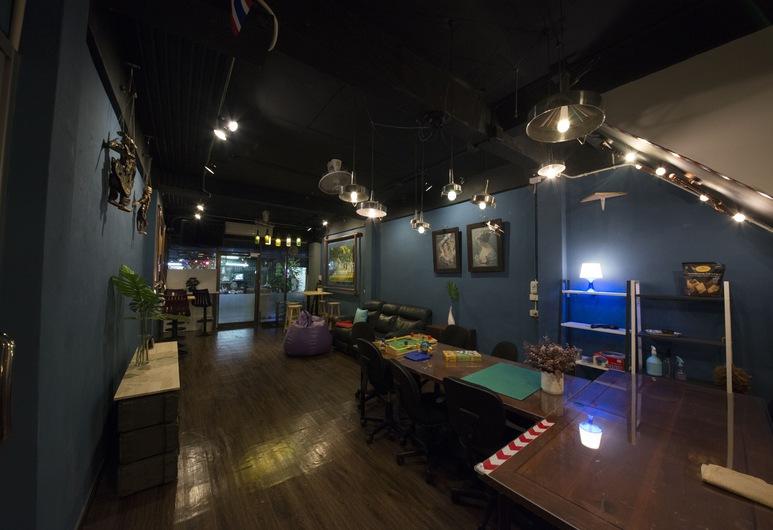 Teegether Hostel, Bangkok, Lobby