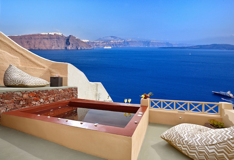 The A Collection, Oia by K&K, Santorini, Avax Villa by K&K, Room