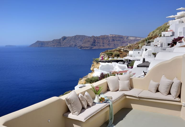 The A Collection, Oia, Santorini, Archon Villa by K&K, Terrace/Patio