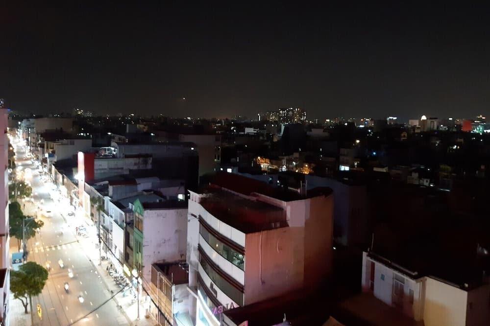 高級三人房 - 城市景觀