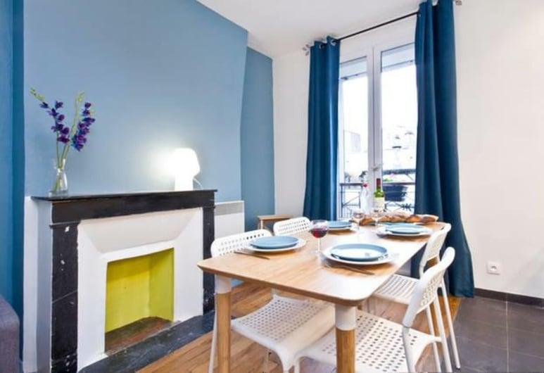 Appartement Bichat, Παρίσι, City Διαμέρισμα, Περιοχή καθιστικού