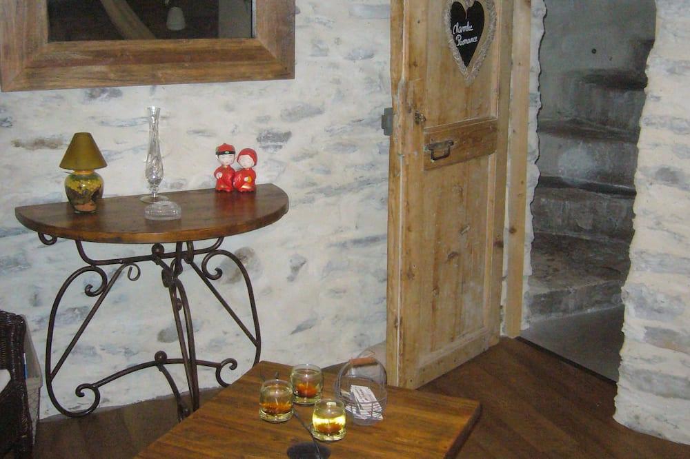 Habitación doble (Romance) - Sala de estar