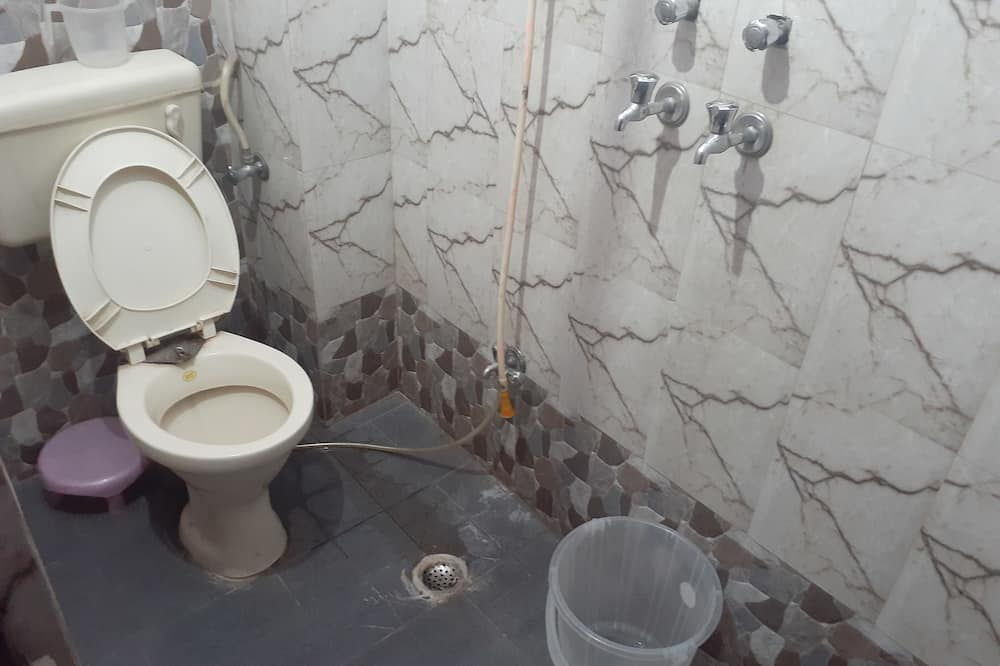 Deluxe - kahden hengen huone - Kylpyhuone