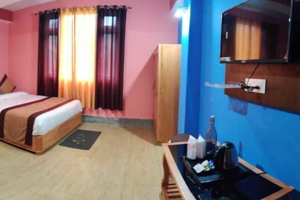 Dvojlôžková izba typu Premium, 1 extra veľké dvojlôžko - Hosťovská izba