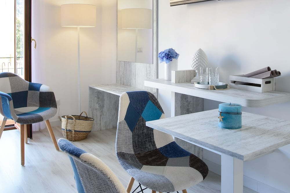 Suite, bañera de hidromasaje (King) - Zona de estar