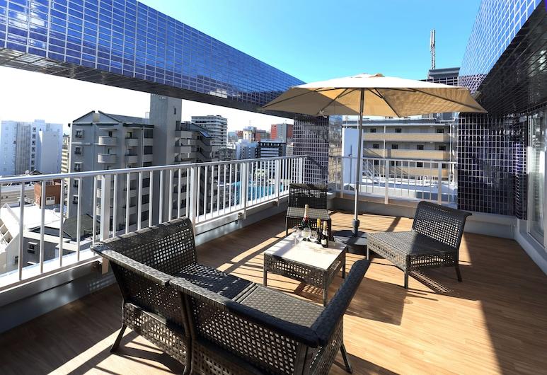 Residence Hotel Hakata 20, Fukuoka, Apartmán typu Junior, Hosťovská izba