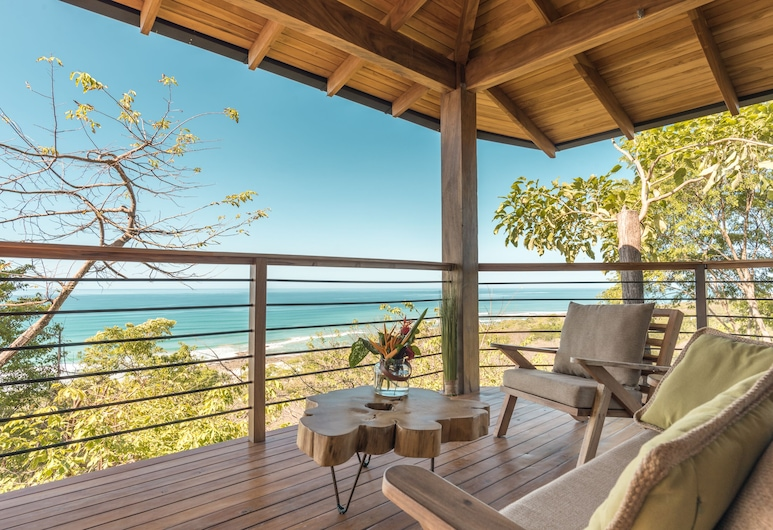 Vista Del Alma Boutique Resort - Adults Only, Cobano, Deluxe Villa, Jetted Tub, Ocean View, Balcony