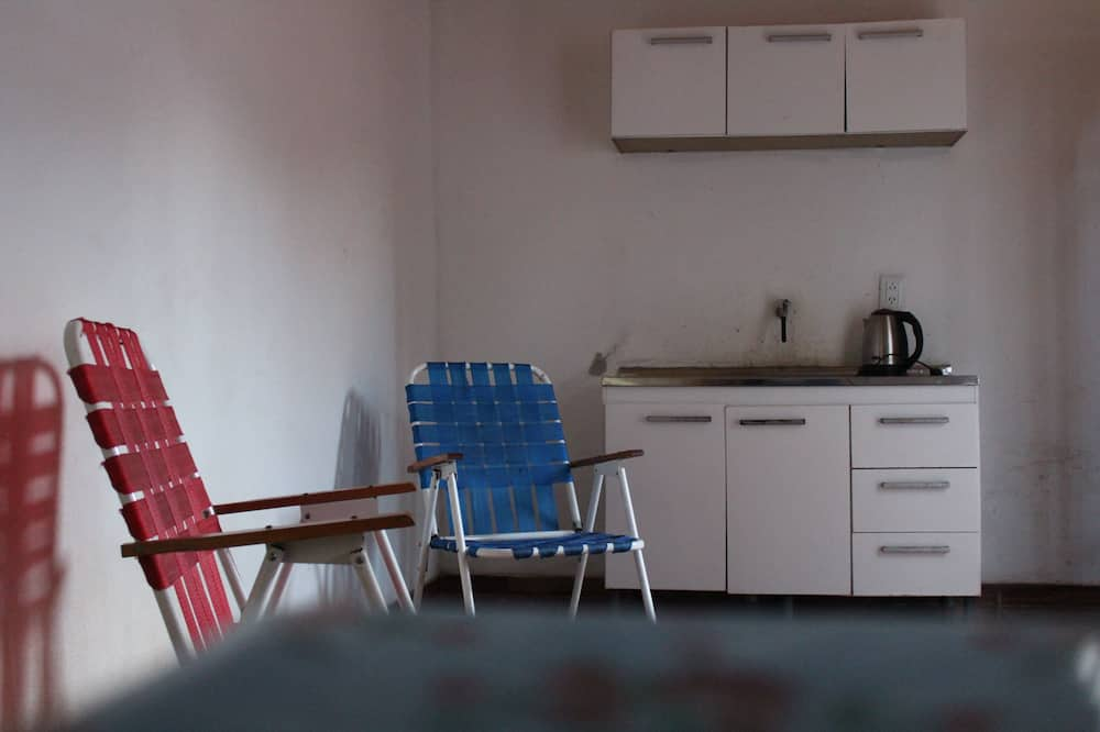Departamento Petit - Living Area