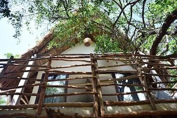 Foto van Hotel Tzalam Tulum in Tulum